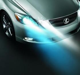 汽车车灯模具三坐光学测量仪检测案例