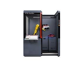 三维光学测量仪 ATOS ScanBox 4105