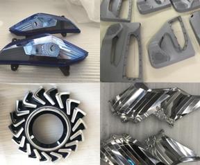 3D模型制作工艺流程及产品展示