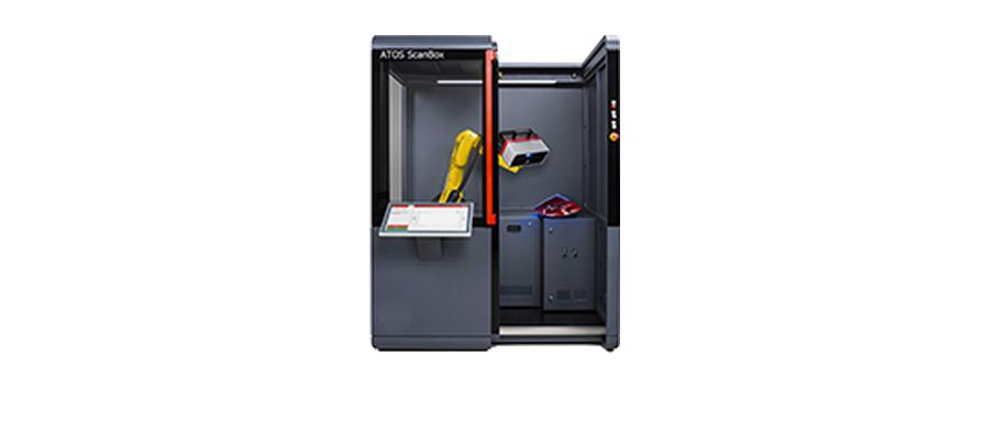 三维测量仪 ATOS ScanBox 4105