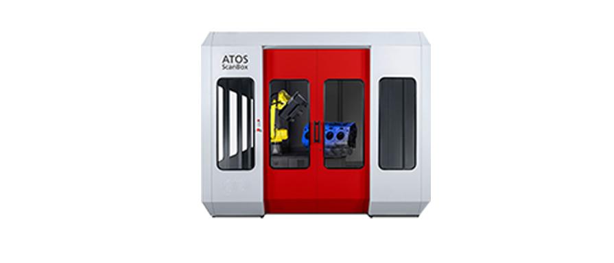 ATOS三坐标测量仪